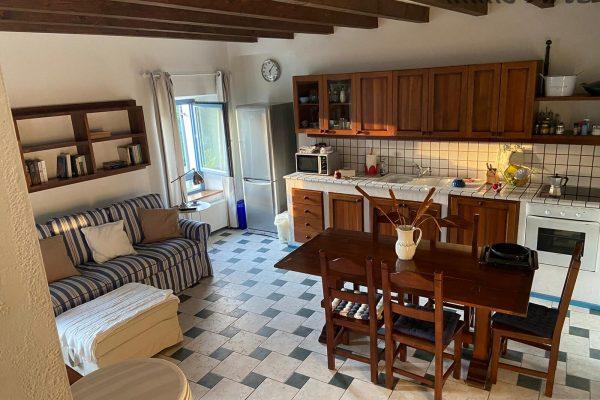 Wohnküche/cucina abitabile